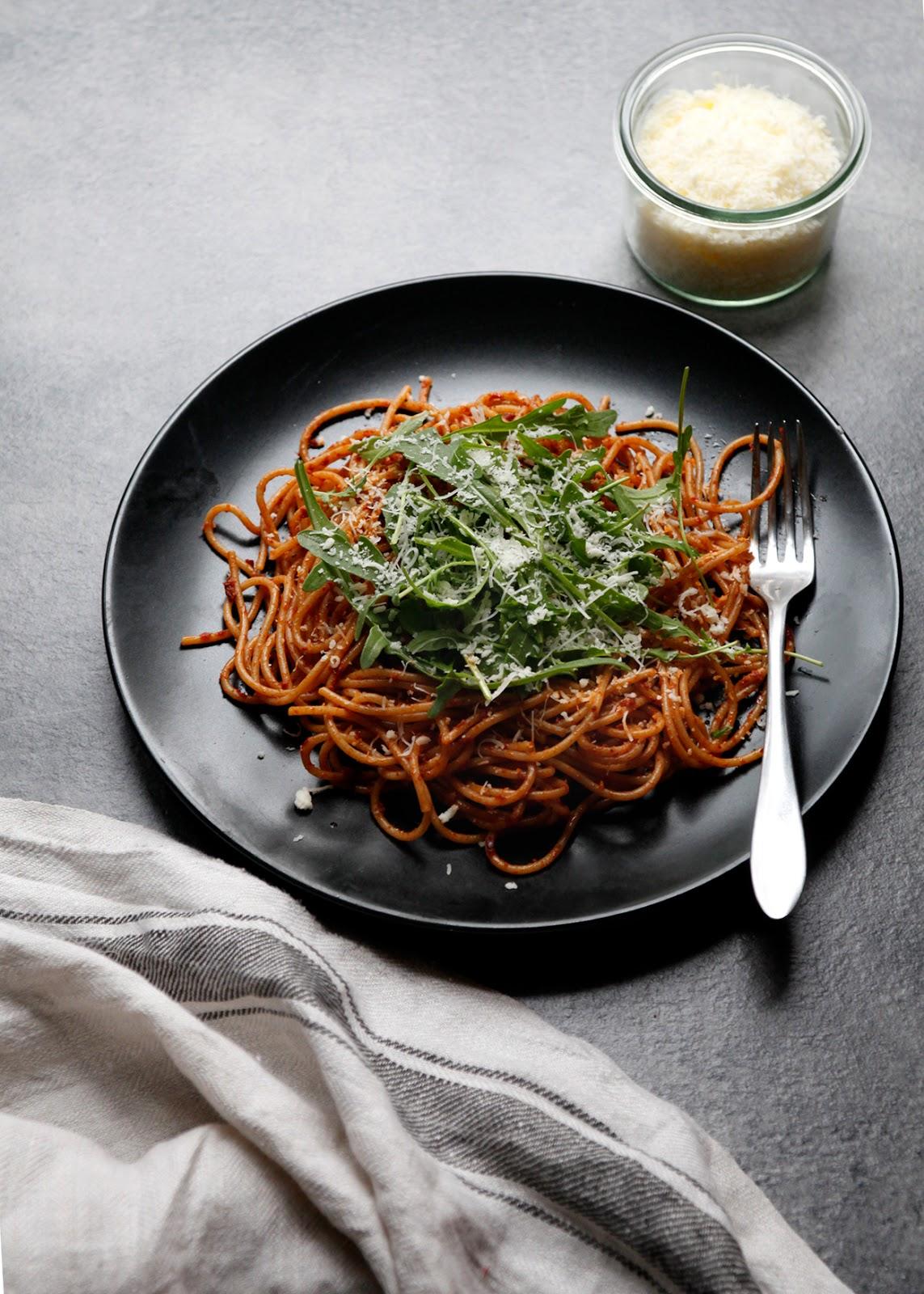 Pesto z suszonych pomidorów