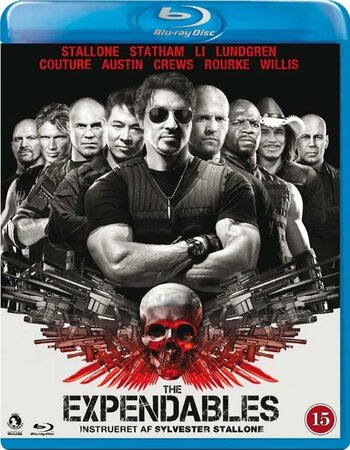 The Expendables (2010) EXTENDED Dual Audio Hindi 480p BluRay ESubs 350MB Movie Download