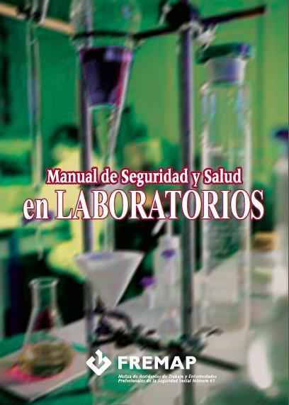 manual de sewguridad en laboratorios (FREMAP)
