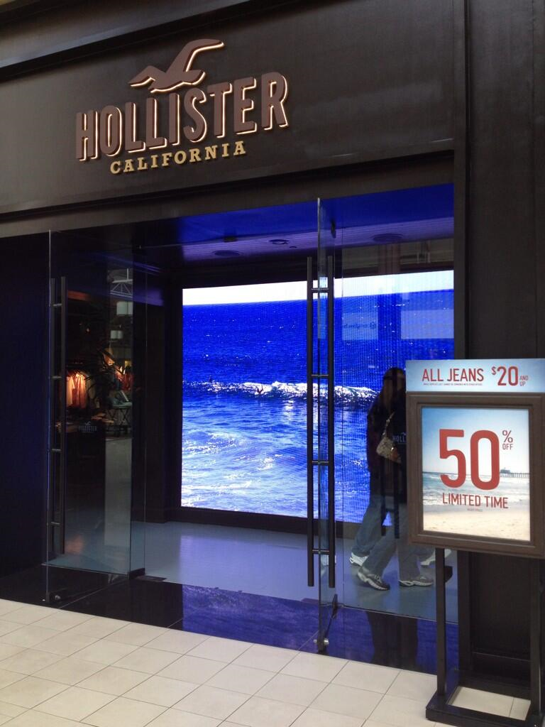 The Sitch on Fitch: Stores Allure! | Hollister's New ...