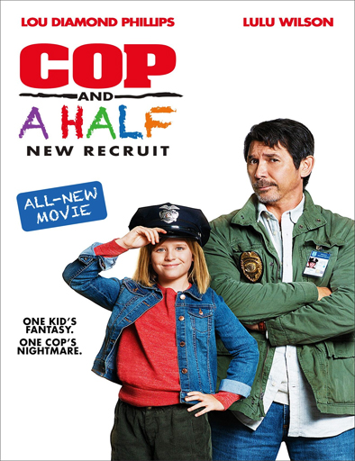 Ver Cop and a Half: New Recruit (2017) Online