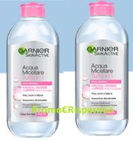 Logo Diventa una delle 150 tester Acqua Micellare Garnier Skin Active