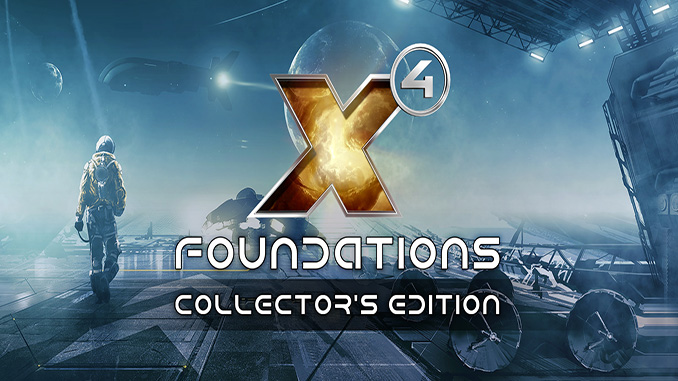 X4: Foundations Collector's Edition Image