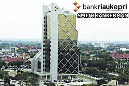Lowongan Kerja Riau : PT. Bank Pembangunan Daerah Riau Kepri (Bank Riau Kepri) Oktober 2017