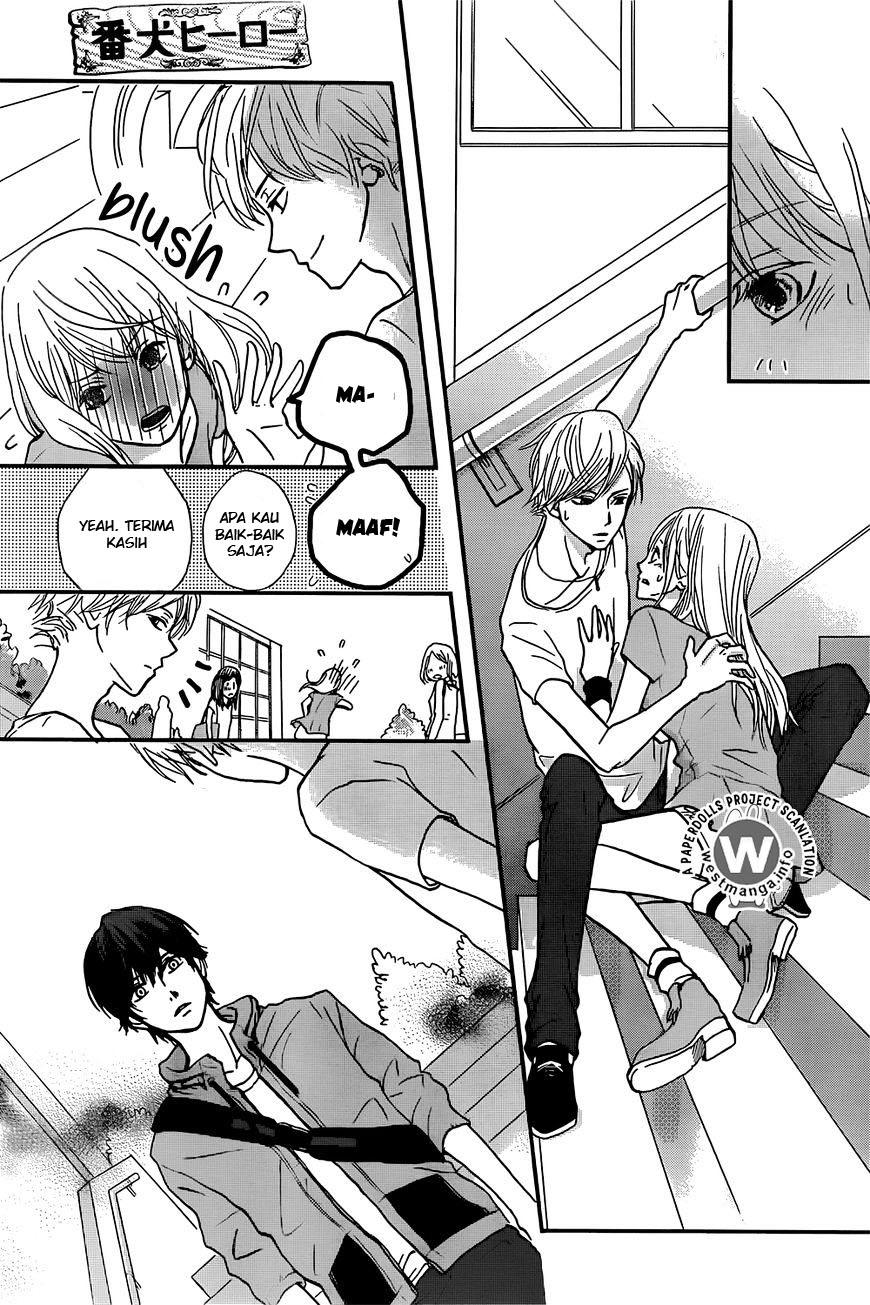 Banken Hero Chapter 01 - End
