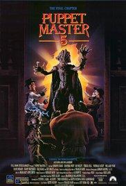 Watch Puppet Master 5 The Final Chapter Online Free 1994 Putlocker