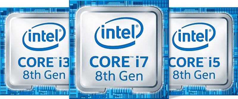 The 8th Gen Core Processors is coming