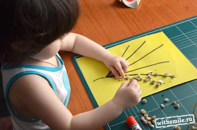 Easter crafts for kids 2021. Пасхальные поделки для детей. Аппликация с пасхальными яйцами и букет вербы своими руками. Весеннее творчество с детьми.