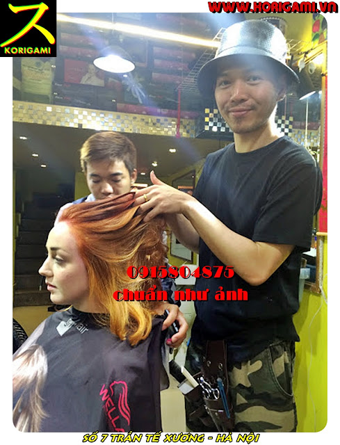 WHERE TO GET PERFECT HAIRCUT AND COLOR FOR INTERNATIONAL WOMEN IN HANOI