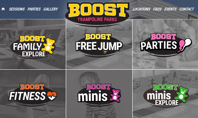 ideal indoor trampoline park in Northampton