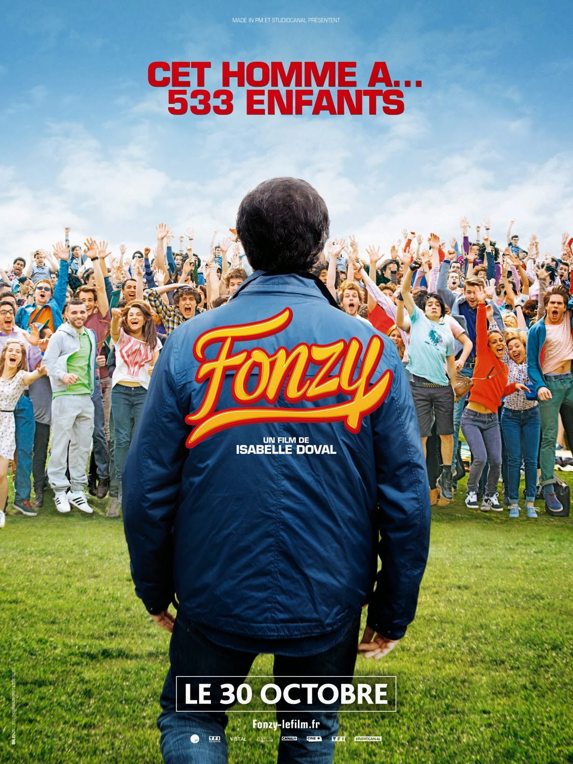 Download Fonzy (2013) BluRay 720p