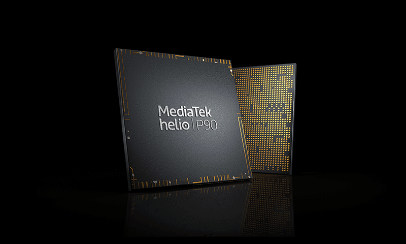 MediaTek's Helio P90's AnTuTu score sits in the middle of Snapdragon 670 and 710