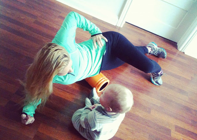 BIKINI BODY MOMMY FOAM ROLLING SMR