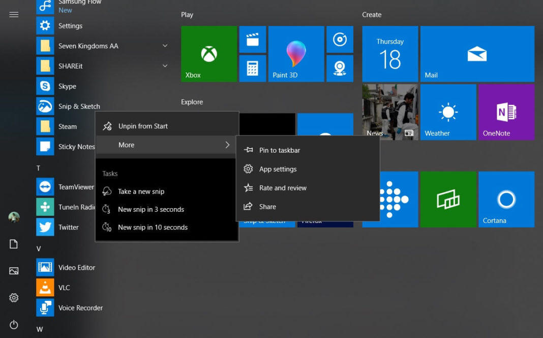 You can soon uninstall more pre-installed Windows 10 apps