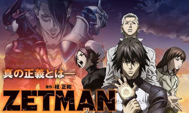 zetman Top 15 Anime Super Hero