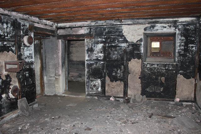 intérieur bunker 622