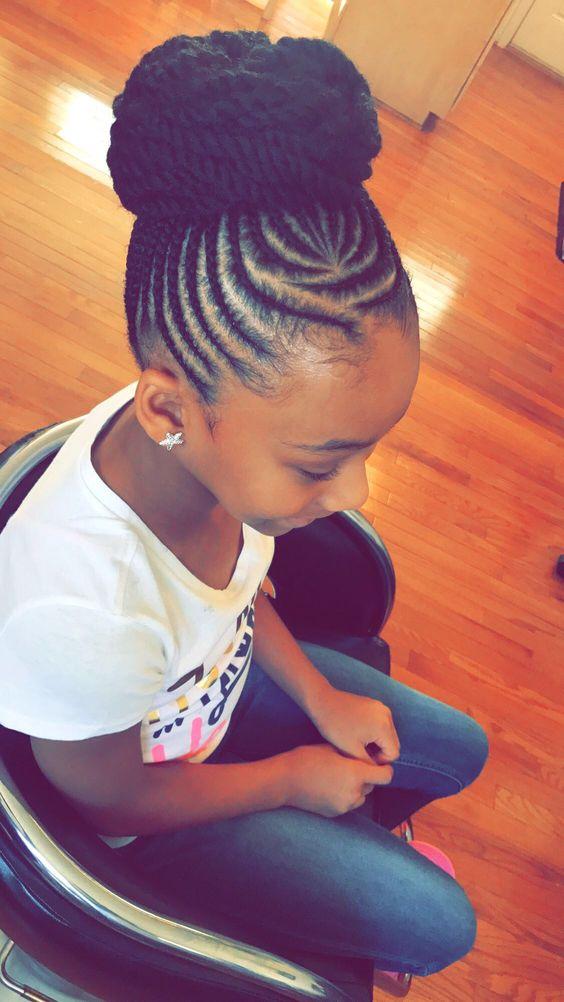 Children\'s Braids Black - 30 Braid Hairstyles for girls - Children\'s ...