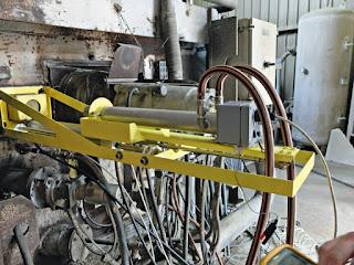 Pyrometer di Kiln Burner