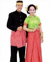 Pakaian Adat 34 Provinsi Beserta Gambarnya