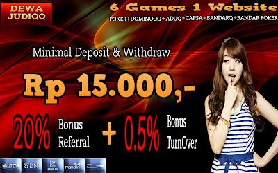 dan KiuKiu yang menyediakan beberapa permainan dalam  Info Selamat Datang Di Poker Domino Online Dewa JudiQQ