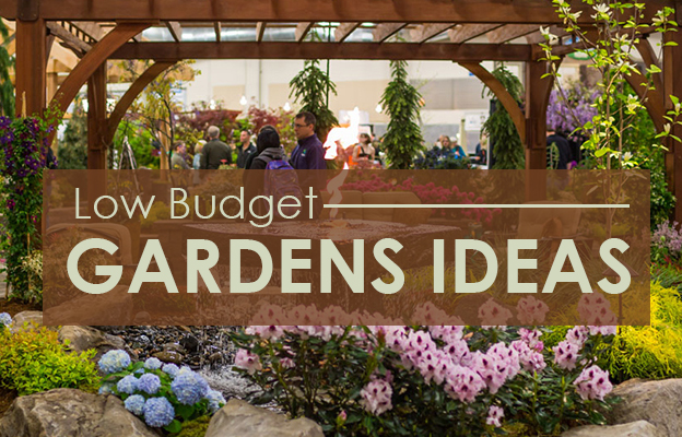 Low Maintenance Gardens Ideas On A Budget - Ideal Home ... on Garden Design Ideas On A Budget  id=36462