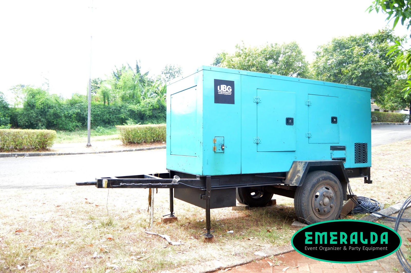 genset, generator