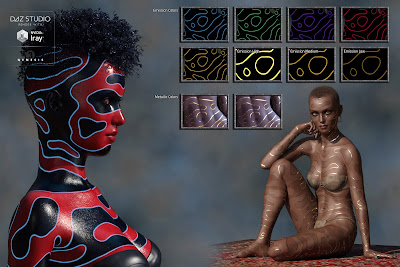 Pd Poison for Genesis 3 Female