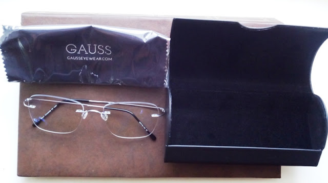 Gauss Rimless Spectacles Block Emi In Addition To Ultra Purplish Radiation!