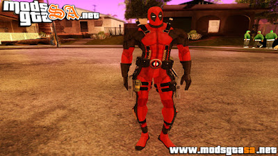Skin Deadpool