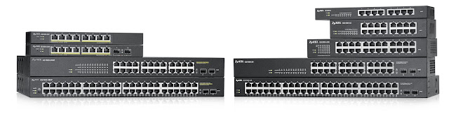 Simple, Fast and Smart Managed Switches for Small Business Connectivity
