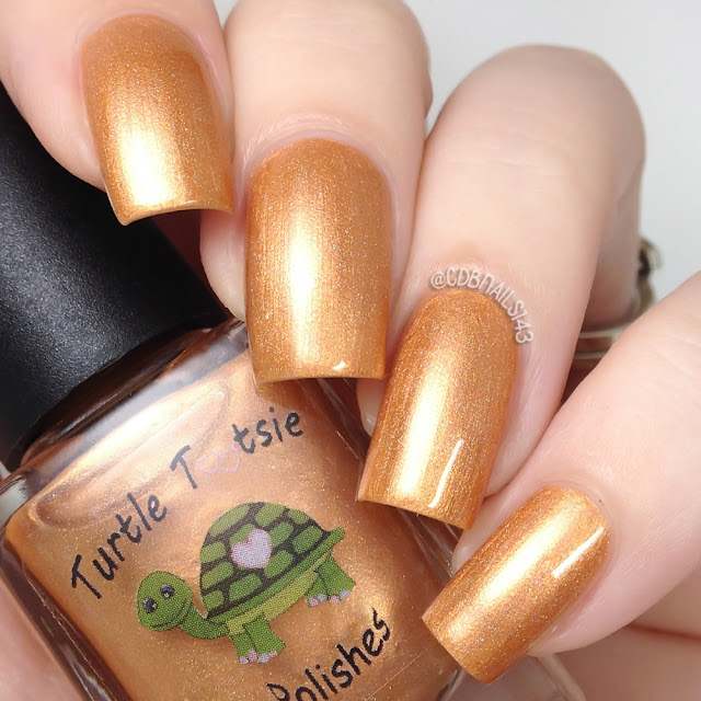 Turtle Tootsie Polish-Autumn Embers