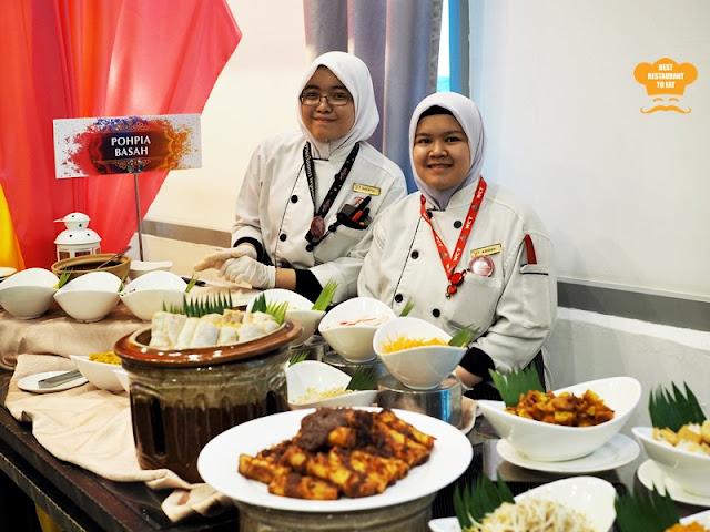 Popiah Basah Station Ramadhan 2018 Buffet Klang Premiere Hotel Warna Warni Ramadhan