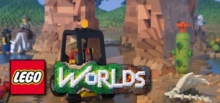 Descargar LEGO: Worlds [PC] [Full] [1-Link] [ISO] [Español] Gratis [MEGA]