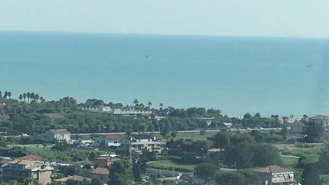 Vista da Montepagano