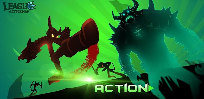 League of Stickman Free- Shadow legends(Dreamsky) for Android Gratis