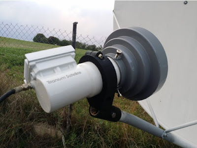 Mabo dish C-Band (65mm) LNB holder