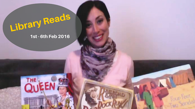 Library Reads: 1st -6th February 2016