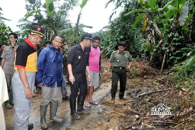 Banyaknya Bencana Alam, Bupati Emil Dardak Tetapkan Situasi Tanggap Bencana di Trenggalek