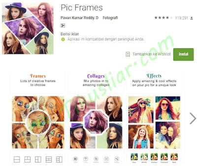 Aplikasi Menggabungkan Foto terbaik untuk Android Gratis