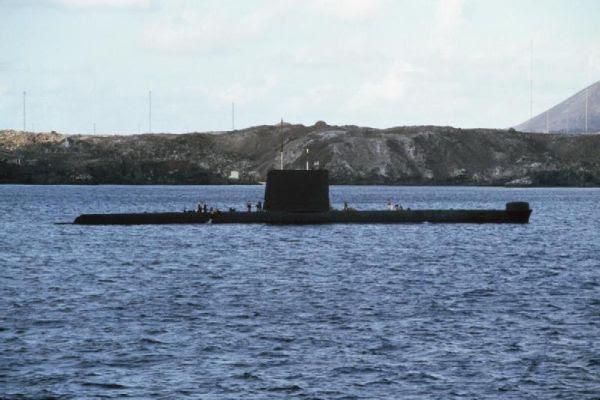 Hidrografía no convencional en un submarino convencional - el HMS Onyx y el Conflicto en el Atlántico Sur de 1982