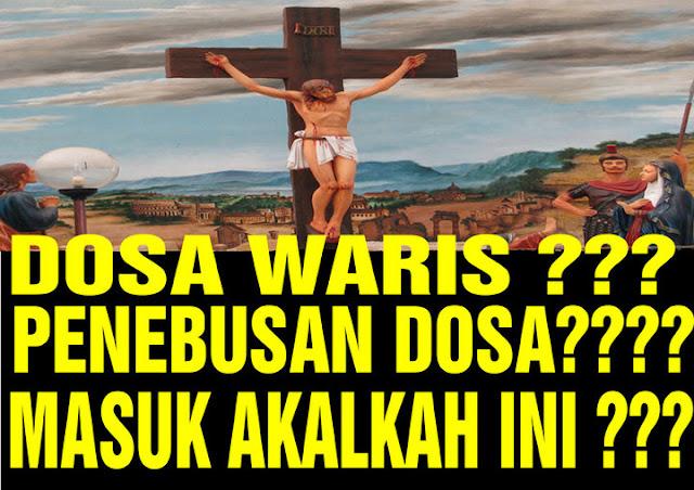 Ilustrasi Yesus Disalib