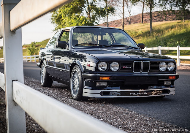 BMW Alpina C One Of Examples Produced For Sale At - Alpina sale