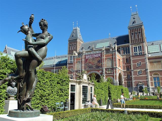bästa muséer i Amsterdam