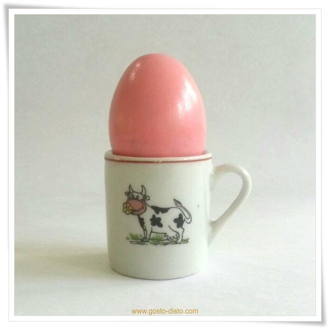 Ovos de Páscoa Pintados - Faça você mesma