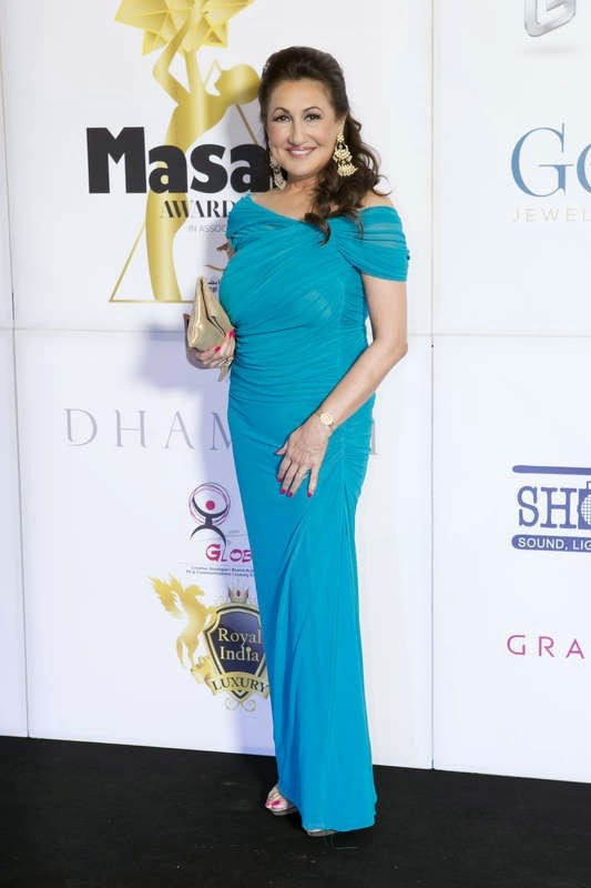 Rita Mehta, Masala! Awards 2014 Photo Gallery