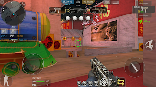 Download Cross Fire apk for android