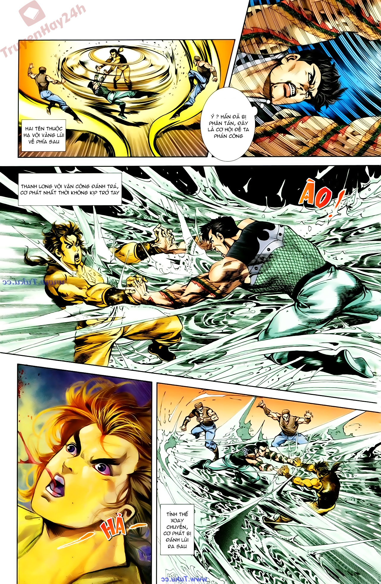 Cơ Phát Khai Chu Bản chapter 66 trang 6