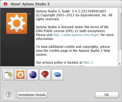 Cara Instal Aptana Studio 3 di Linux Mint / Ubuntu