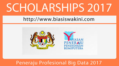 Peneraju Profesional Big Data 2017