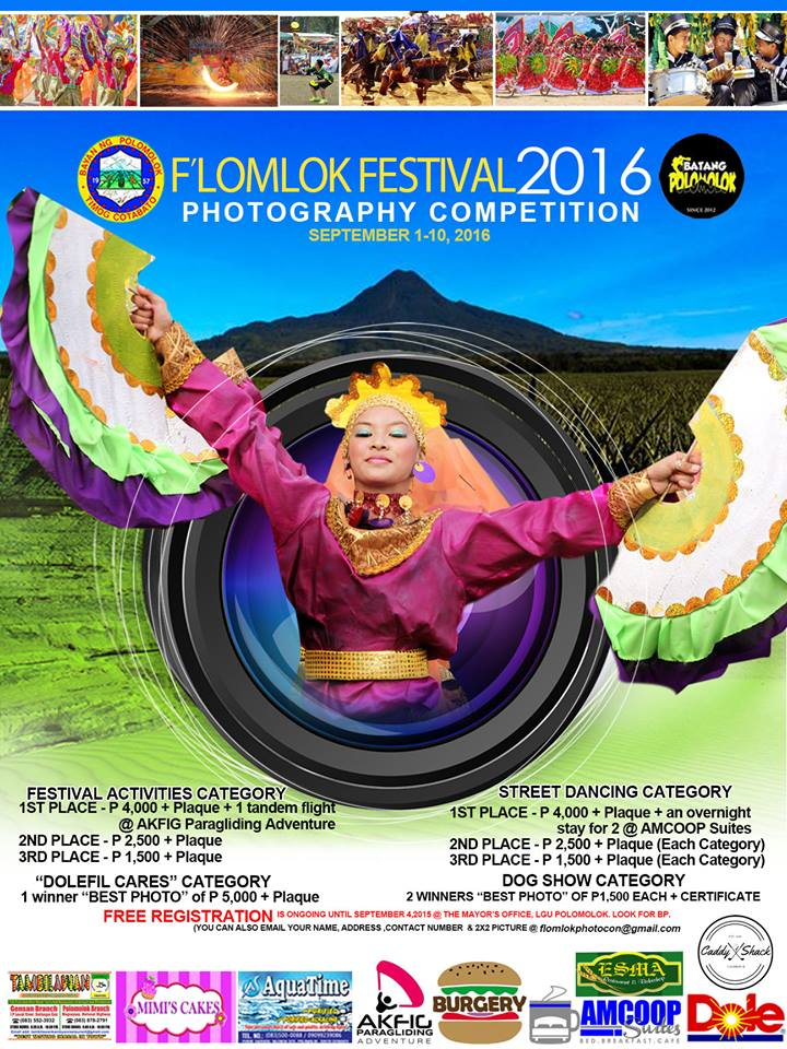 Flomlok Festival Photography Competition